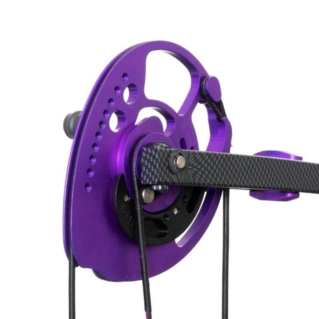 Bowtech Carbon RoseBinary Cam System