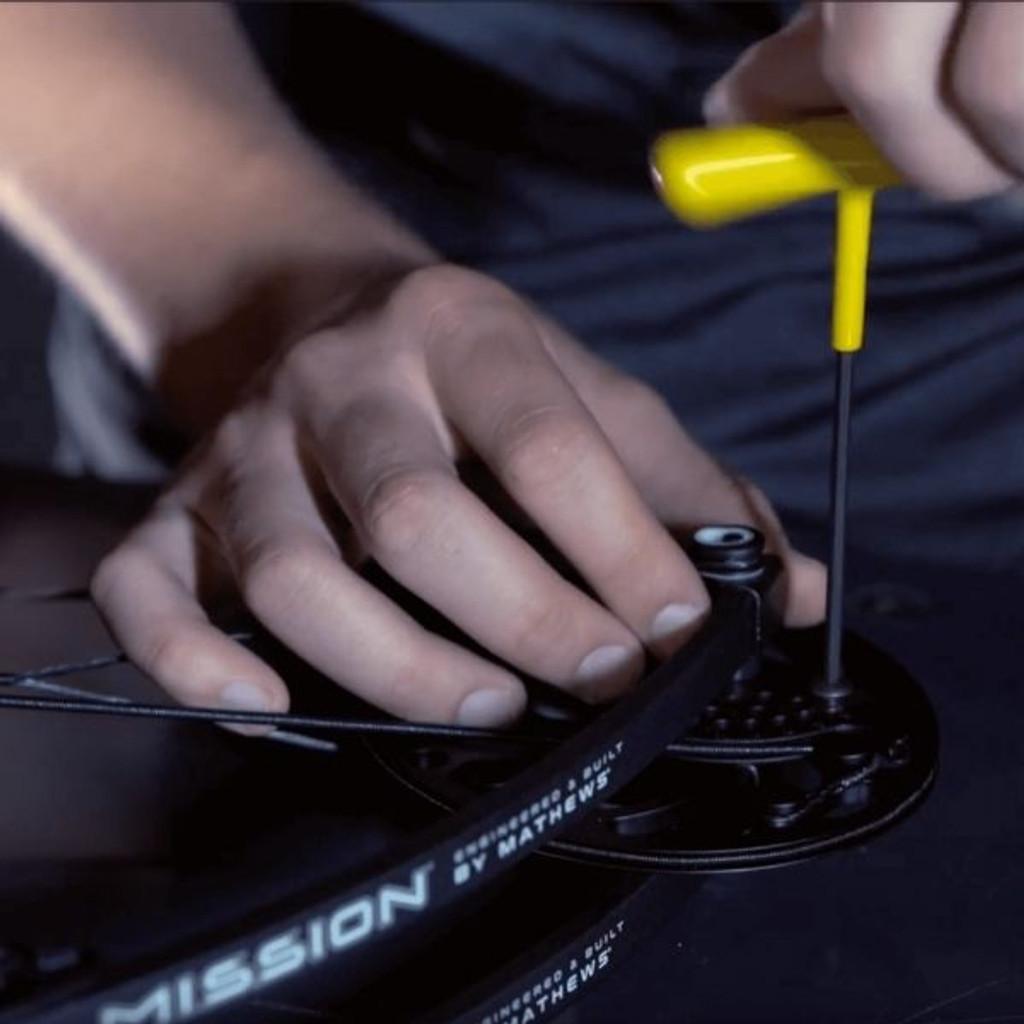 Mission Switch Adjustability