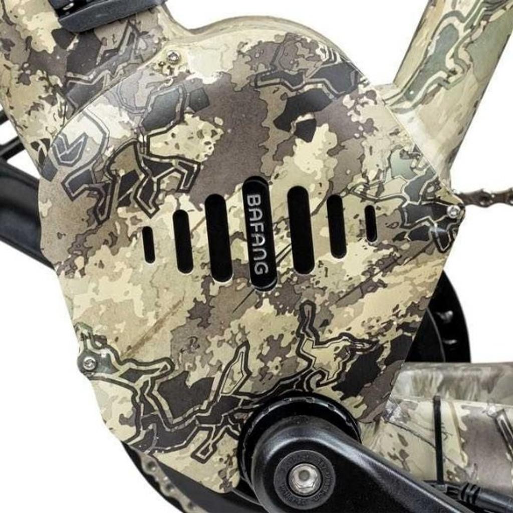 Rambo Rebel Bafang 1000W Mid-Drive Motor