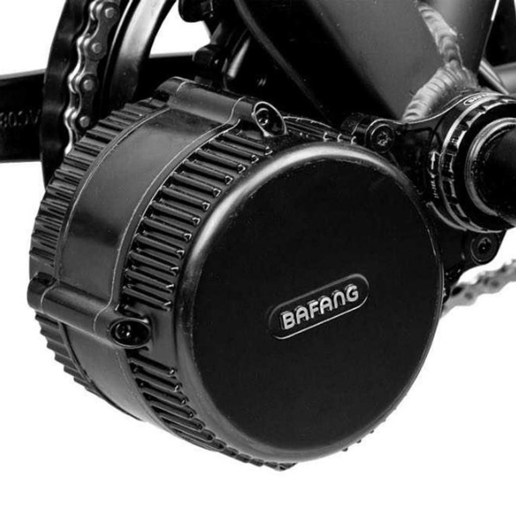 Rambo Savage Bafang 750W Mid-Drive Motor