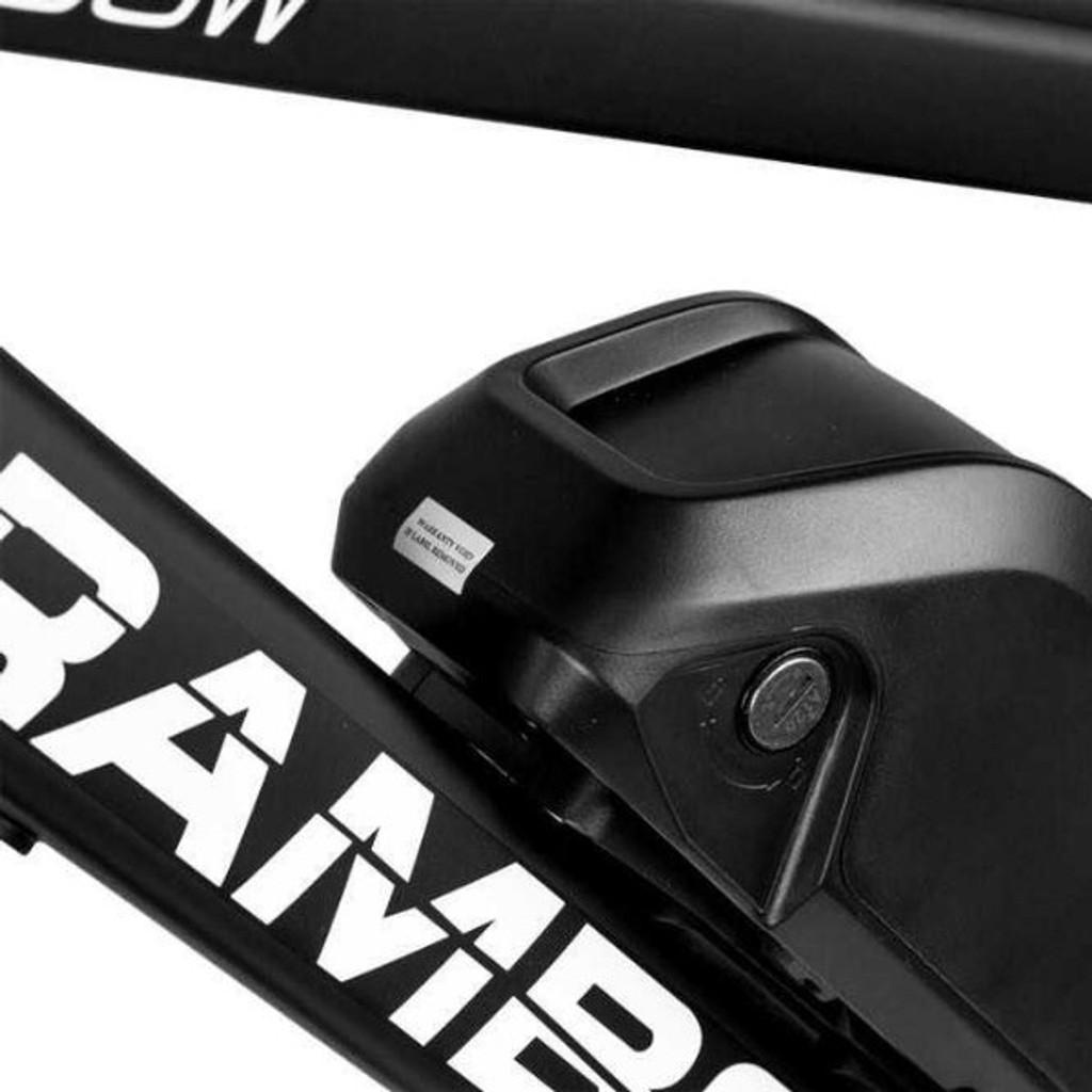 Rambo Savage Battery