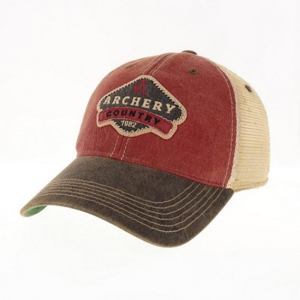 Archery Country Cardinal Trucker Hat