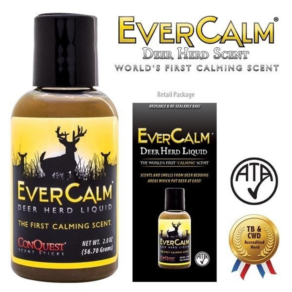 Conquest Scents EverCalm Deer Herd Scent Liquid