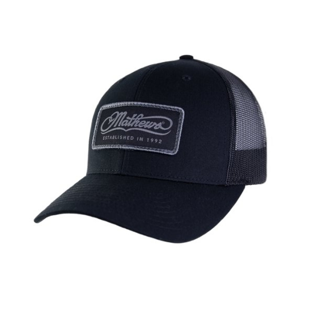 Mathews Midnight II Cap Black