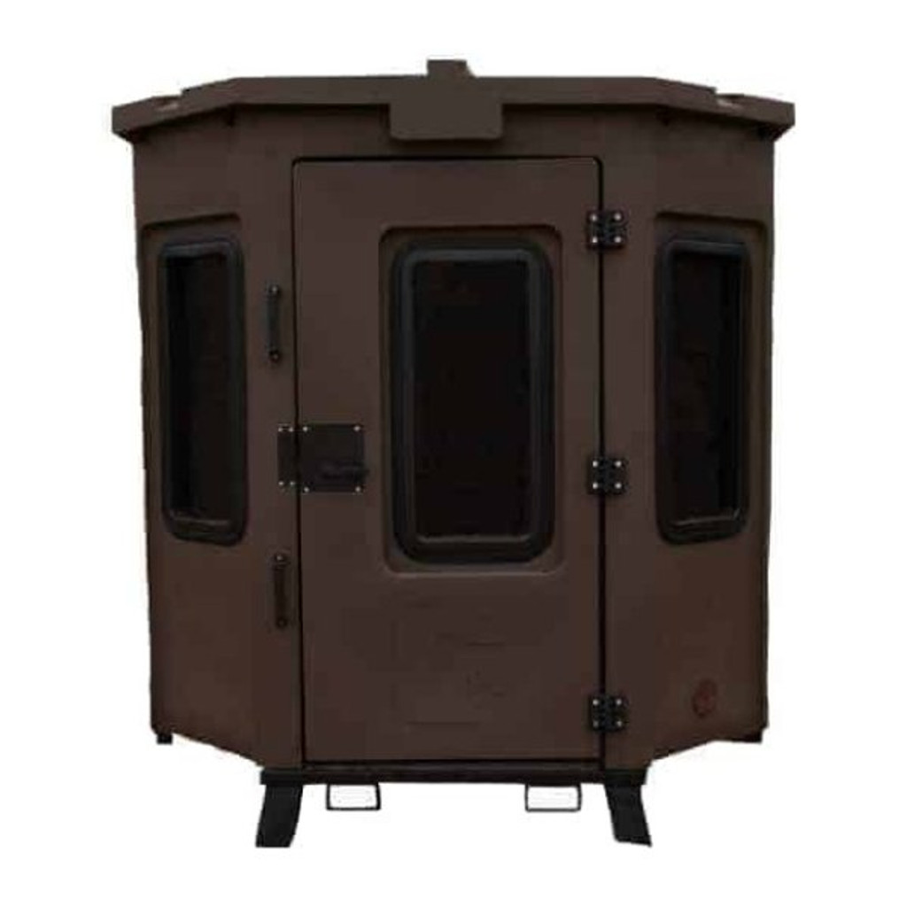 Grizzly 6x6 Box Blind
