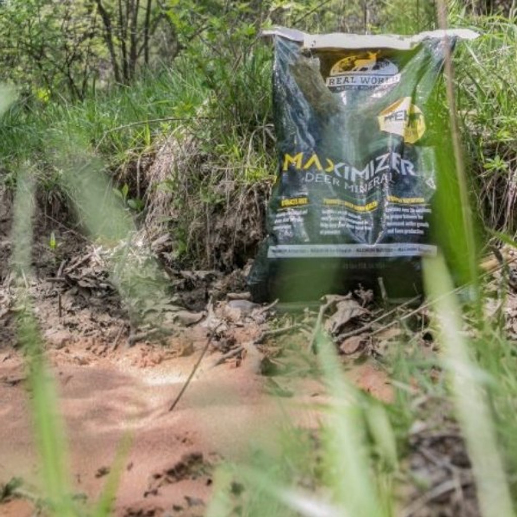 Real World Maximizer Plus Deer Mineral