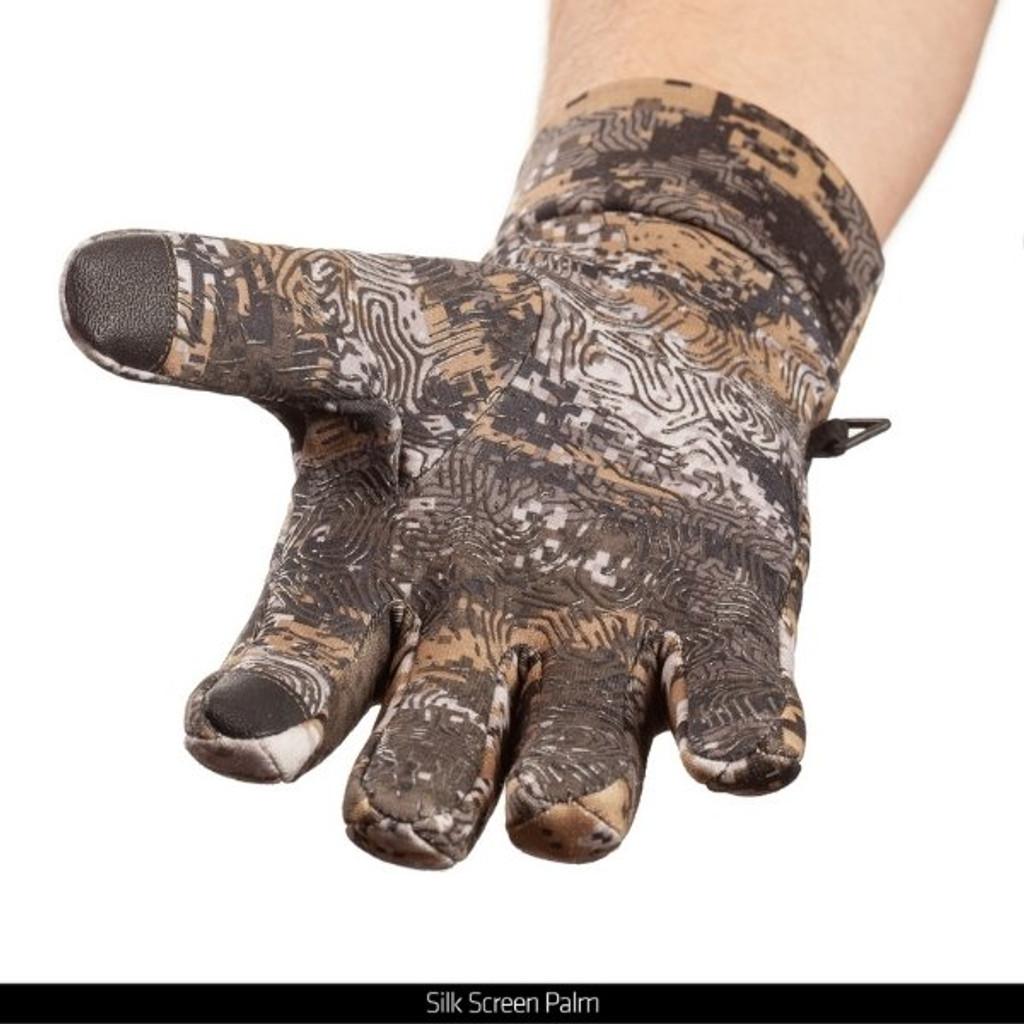 Huntworth Provo Gloves - L/XL Silk Screen Palm