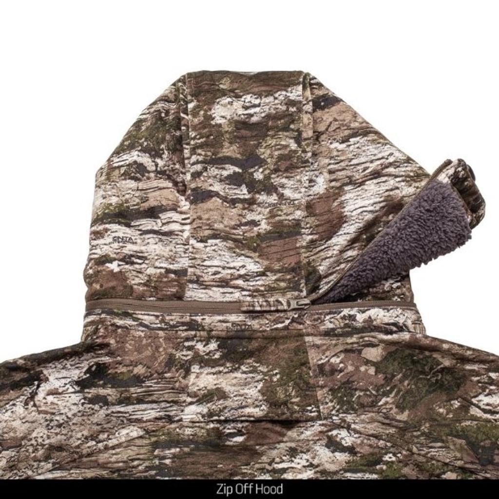 Huntworth Fairbanks Jacket Zip Off Hood