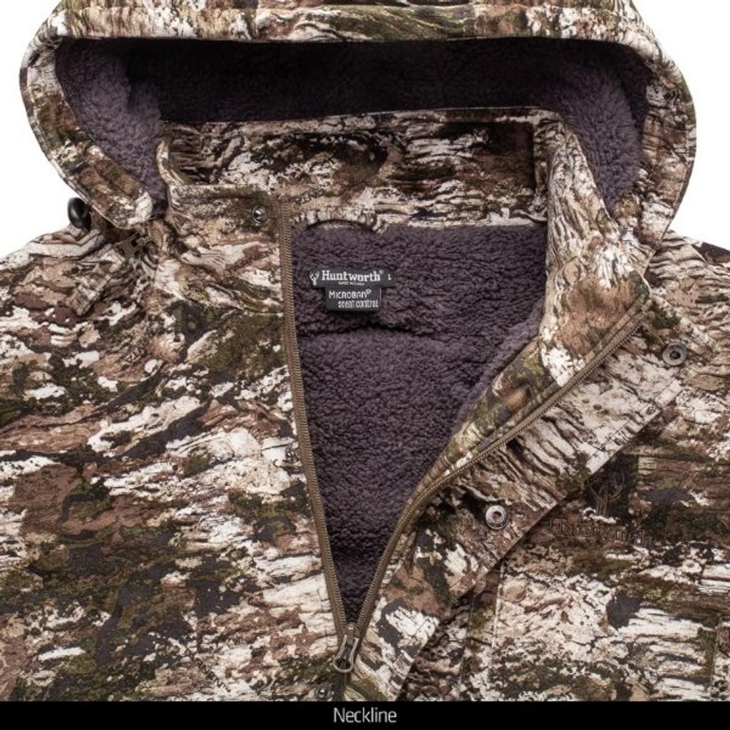 Huntworth Fairbanks Jacket Neckline