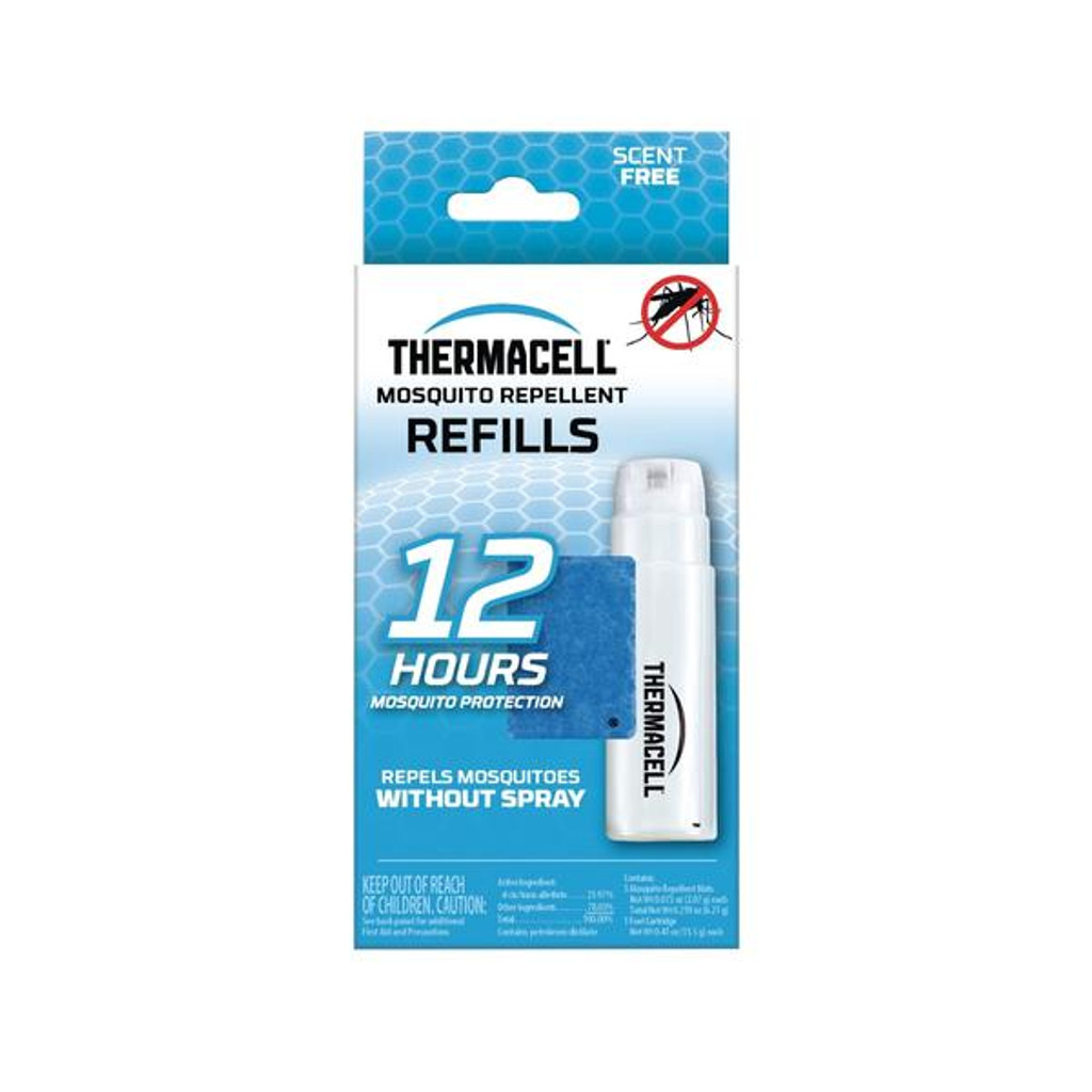 Thermacell Mosquito Repellent Refills Single Pack 12 Hour