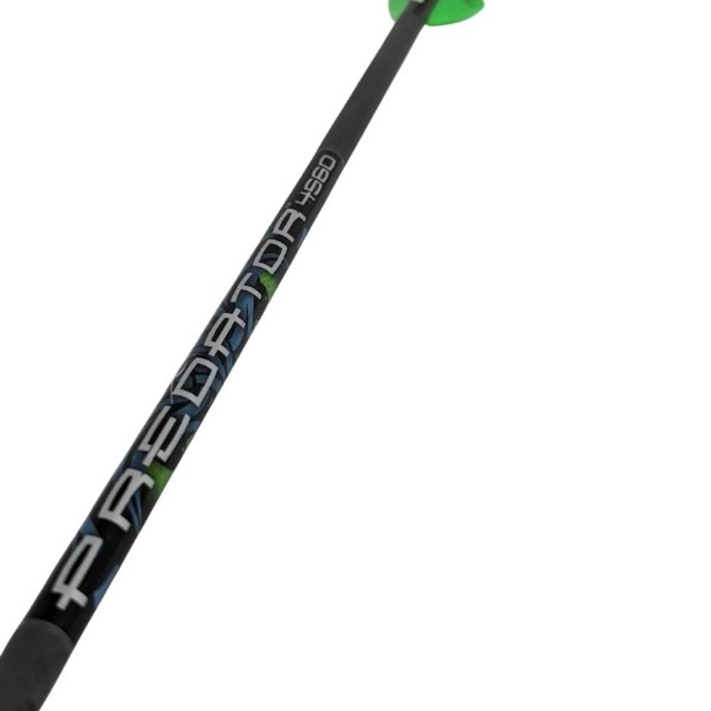 "Carbon Express Predator Arrow Fletched With 2"" Assault Vanes 4560"