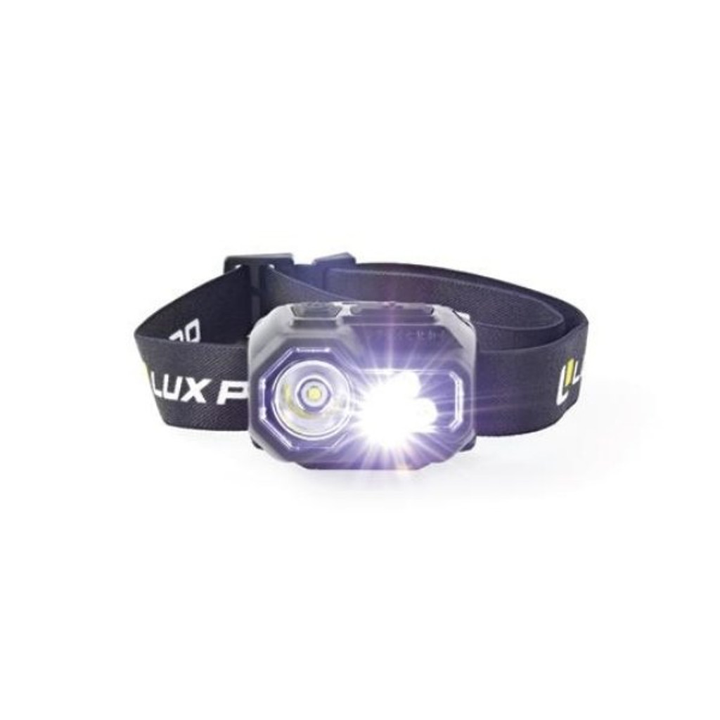 LUXPRO Ultra Bright Multi-Color Led Headlamp