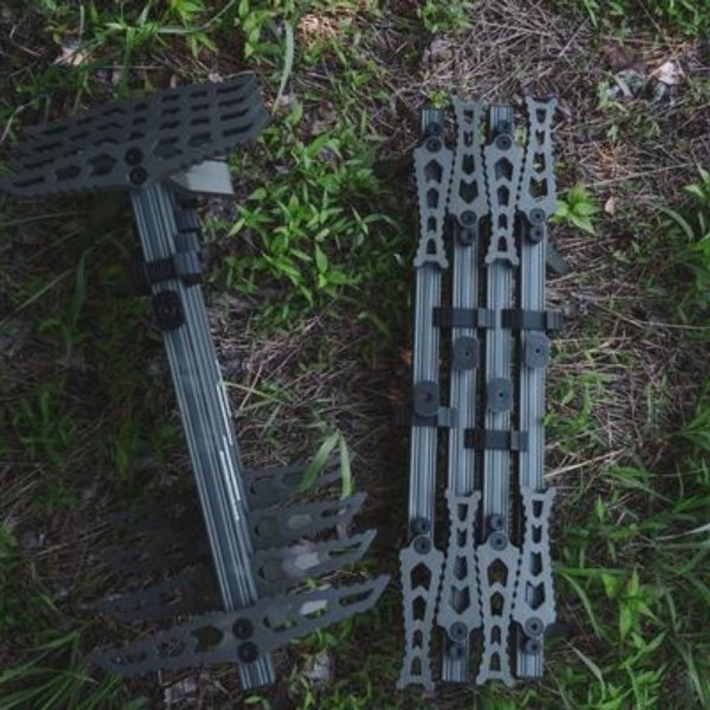 XOP Ultra Series Single Rotating Step Climbing Sticks (4 pack)