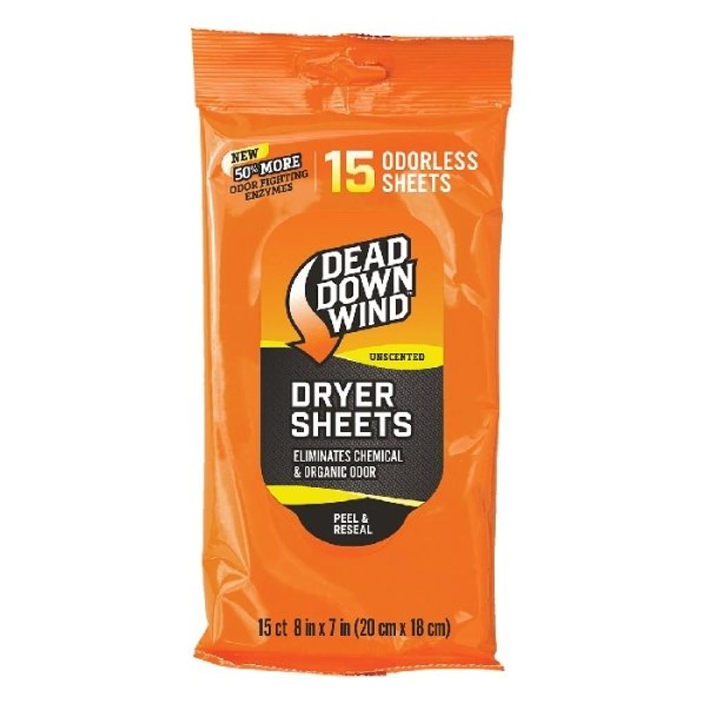 Dead Down Wind Dryersheet