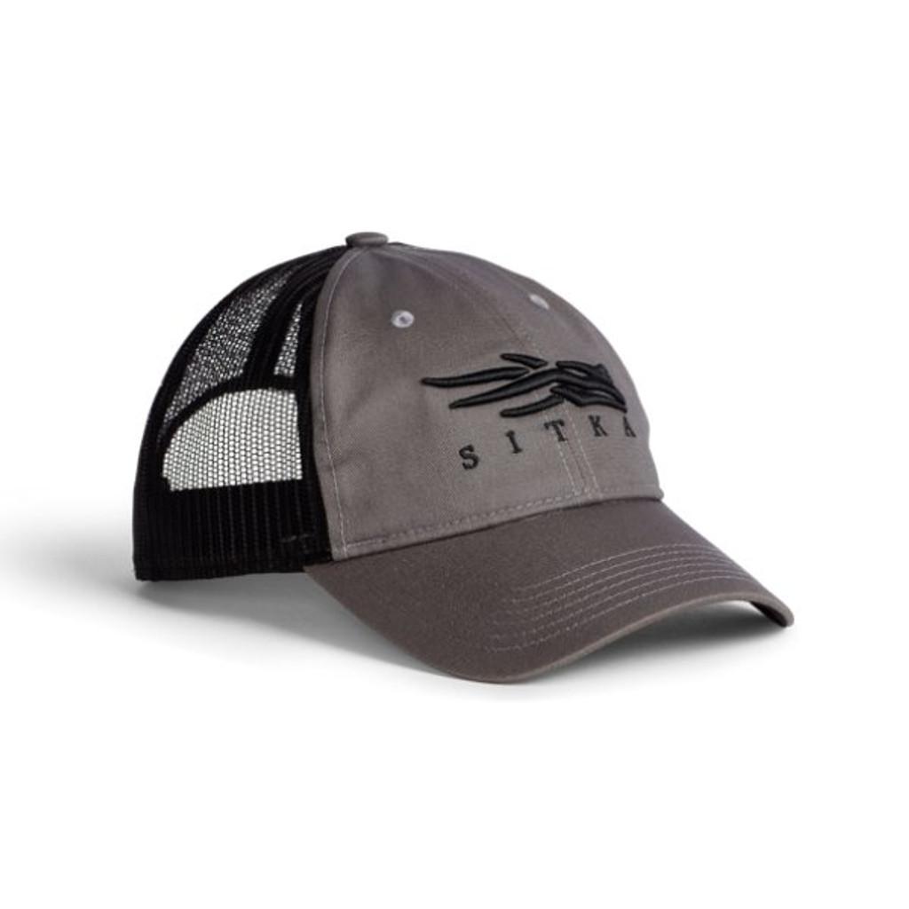 Sitka Icon Lo Pro Trucker Hat Shadow