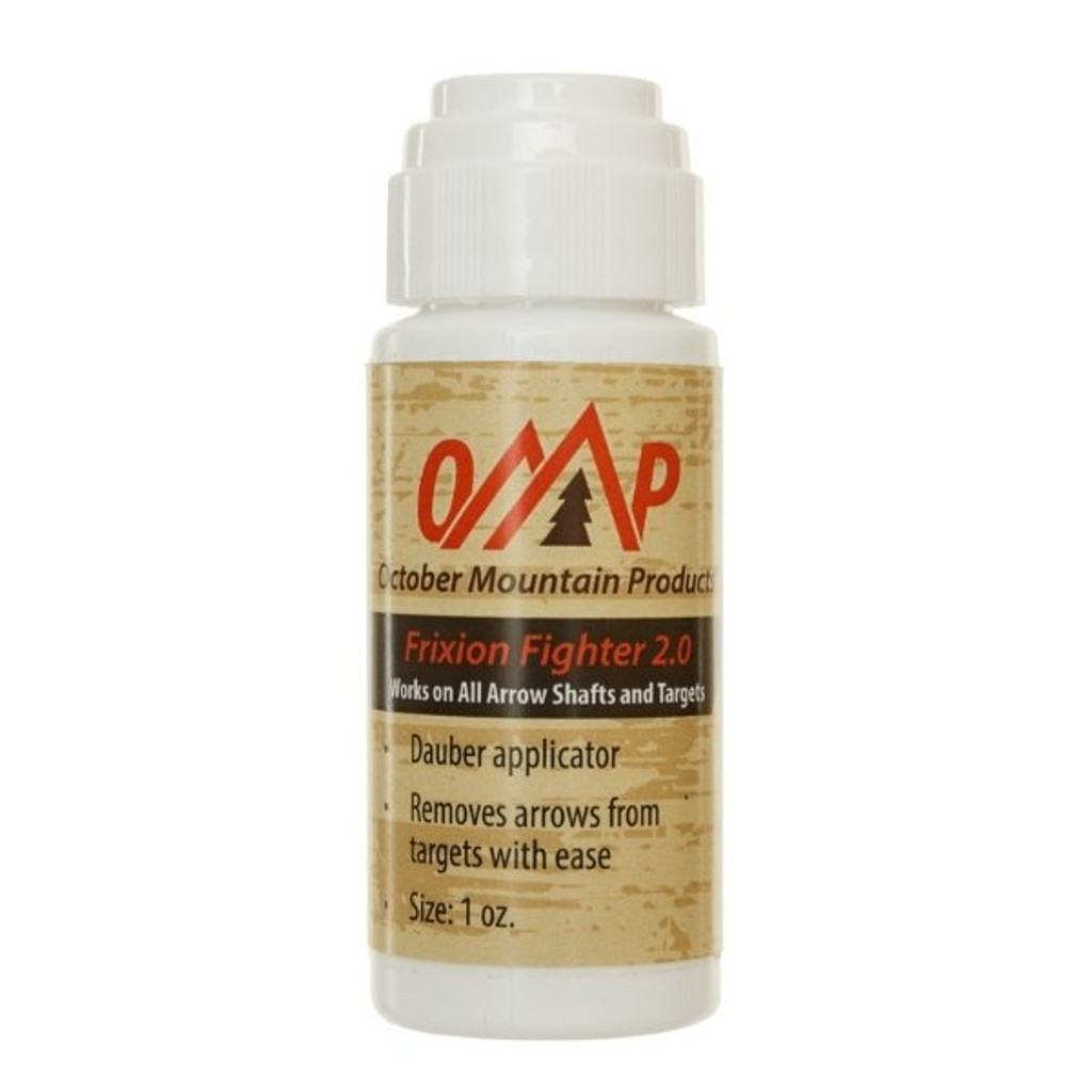 OMP FriXionFighter 2.0 Arrow Lube