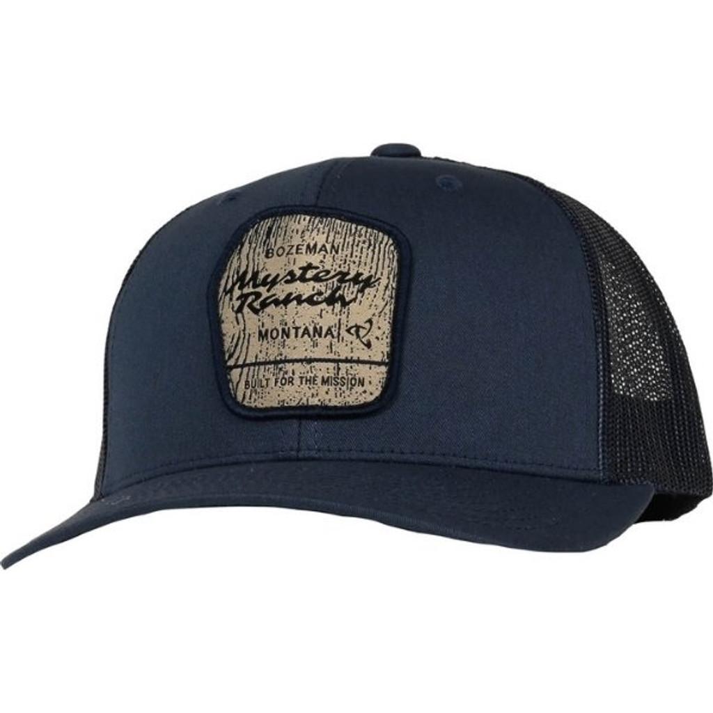 Mystery Ranch Wilderness Trucker Cap Navy