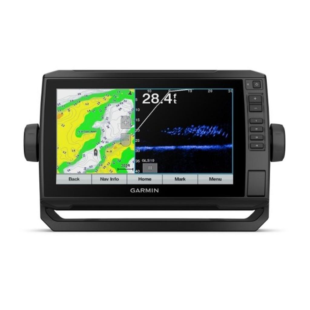 Garmin LiveScope™ Ice Fishing Bundle LI ECHOMAP™ UHD
