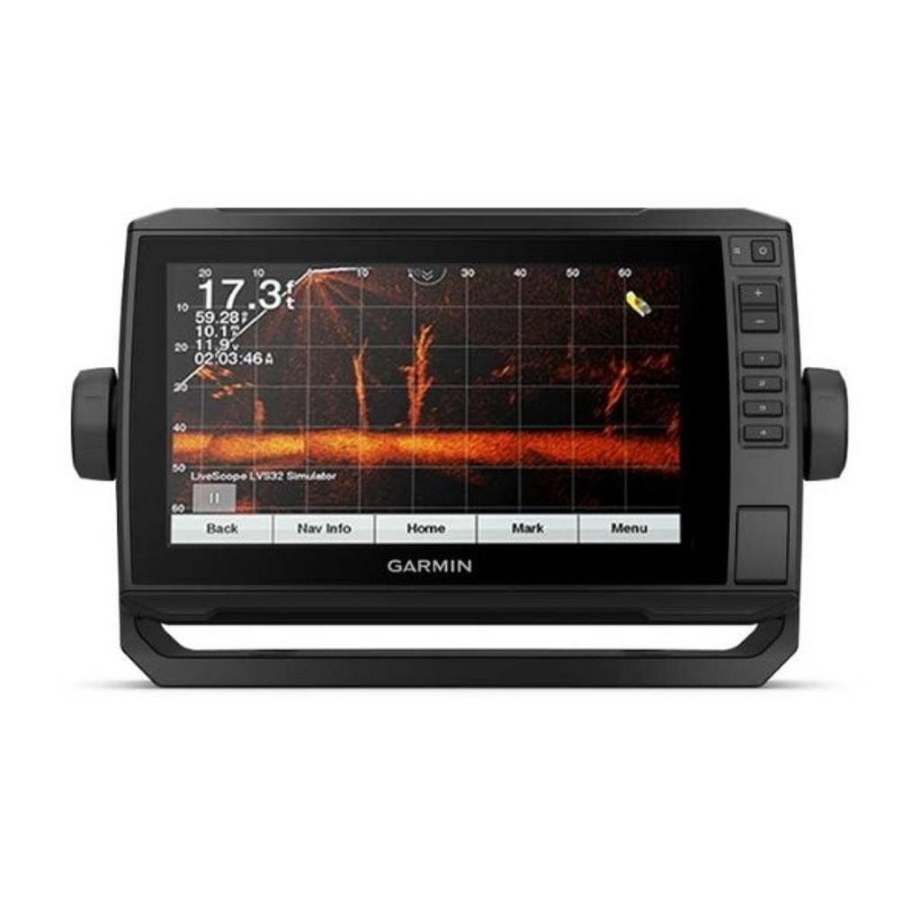 Garmin LiveScope™ Ice Fishing Bundle LI Two Modes, One Transducer