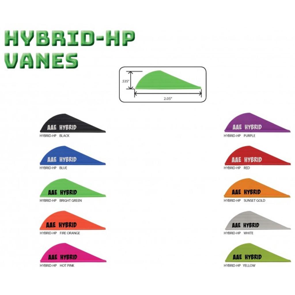 AAE Hybrid HP Vanes