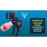 AMS Bowfishing Retriever® Pro Bowfishing Reel Composite Housing