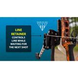 AMS Bowfishing Retriever® TNT Bowfishing Reel Line Retainer