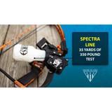 AMS Bowfishing Retriever® TNT Bowfishing Reel Spectra Line
