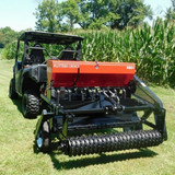 Plotters Choice UTV Drill/Seeder With Electric-Over-Hydraulic Mechanism