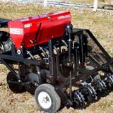 Versa No-Till Drill ATV with Electric Lift