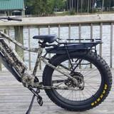 Rambo PDW Mud Shovel Rear Fender