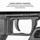 Killer Instinct Swat X1 Crossbow Kit With Crank And Hand Sled Zero Creep Trigger