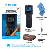 Thermacell MR300 Mosquito Repeller - Hunt Pack