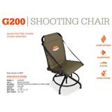 Millennium G-200 Shooting House Chair