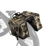 Rambo Double Saddle Accessory Bag True Timber Viper Western Camo