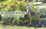 3D Archery Shoots and Events 2021