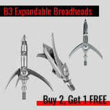 B3 Archery Broadheads