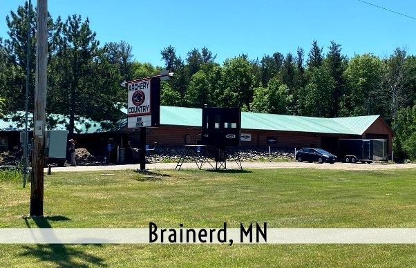 Archery Country in Brainerd, MN