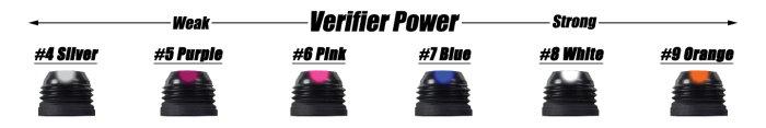 Specialty Verifier Power