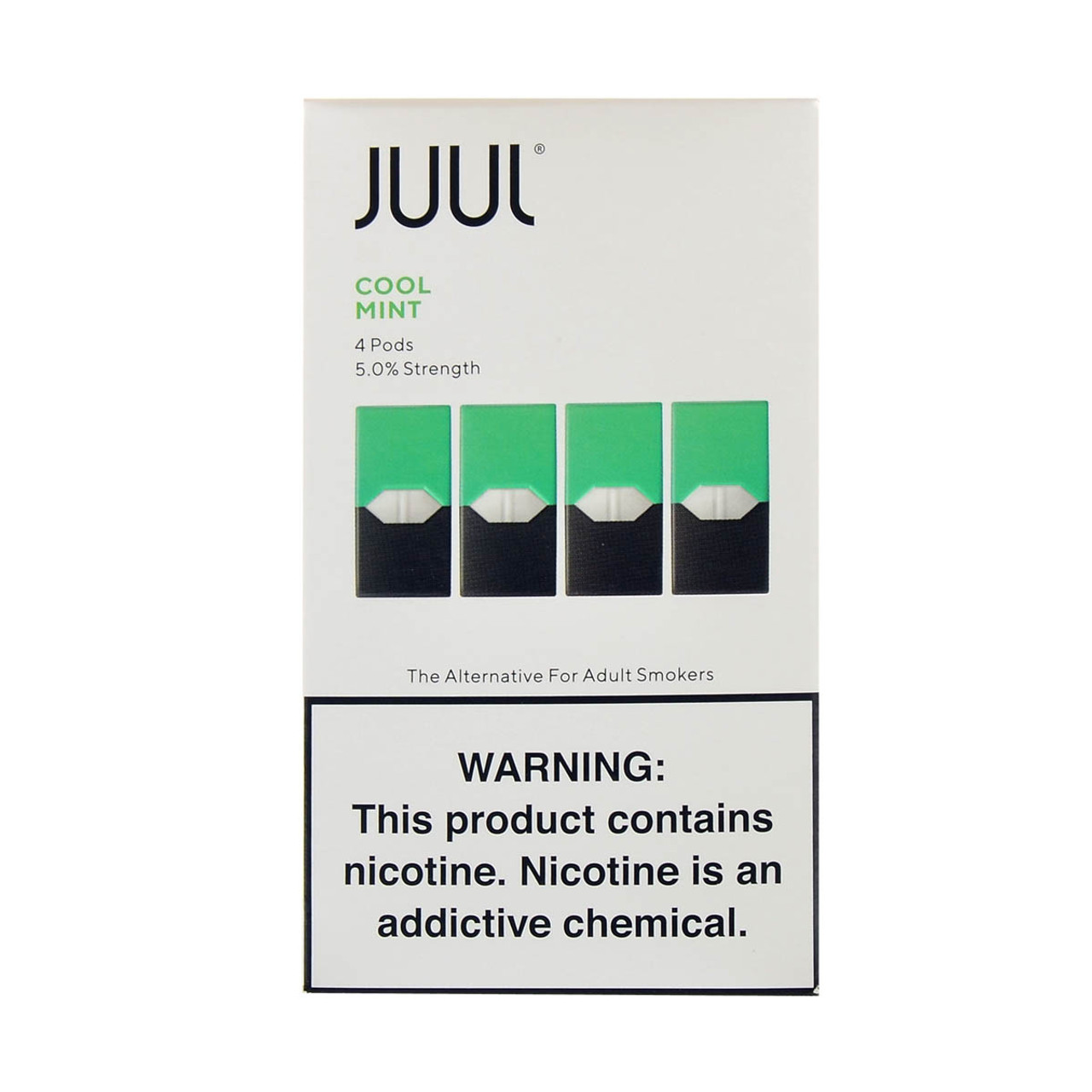 Mint 1 pack of 4 (pods)