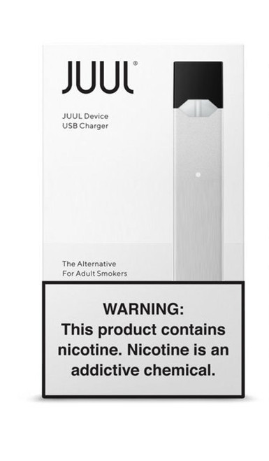 Buy Juul basic kit Silver color