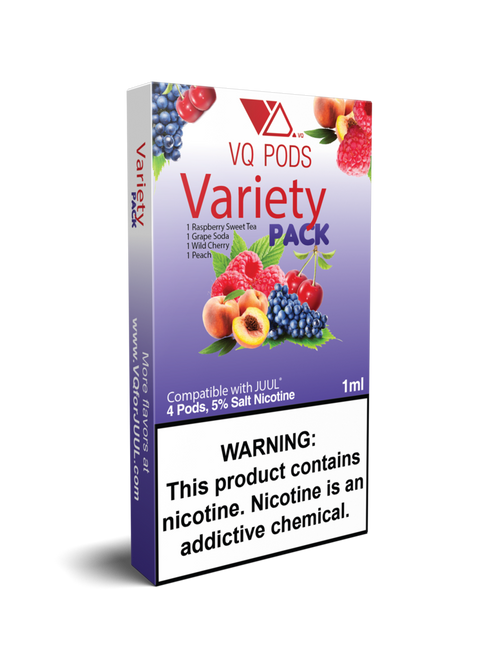 Buy VQ pods Variety pack cheap online