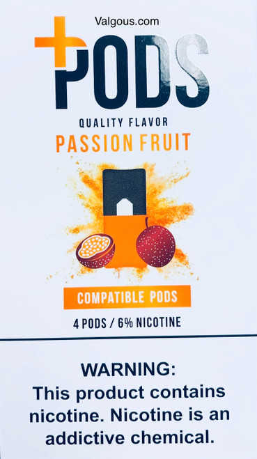 Plus pods Passion Fruit