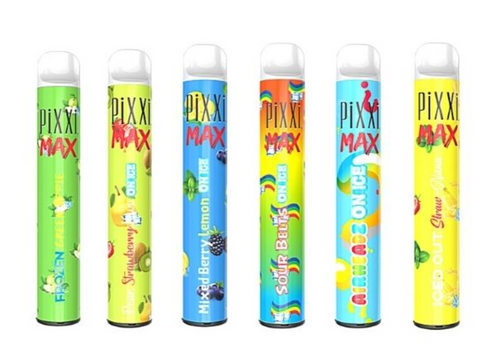 Pixxi Max Disposable