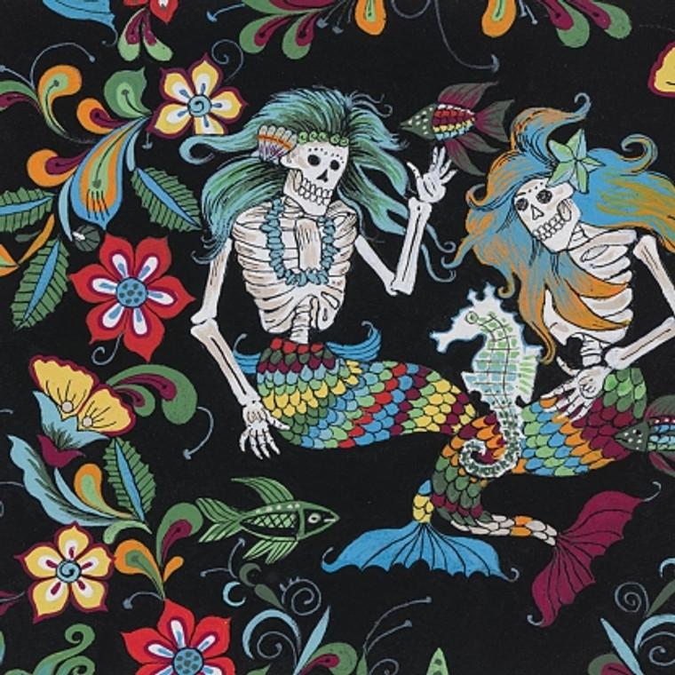 Esqueletos del mar