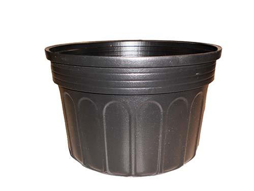 "Economy Round Plant Containers - 1 Gallon (8"" x 5 5/8"")"