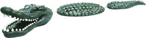 Alligator- floating decoy
