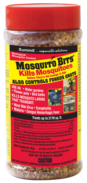 Mosquito Bits - Mosquito and Fungus Gnat Control