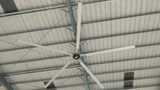 Positive Effects of HVLS Fans in Fluctuating Temperatures
