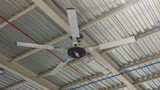 Epoch HVLS Fans - An Efficient Way to Reduce Energy Consumption Cost