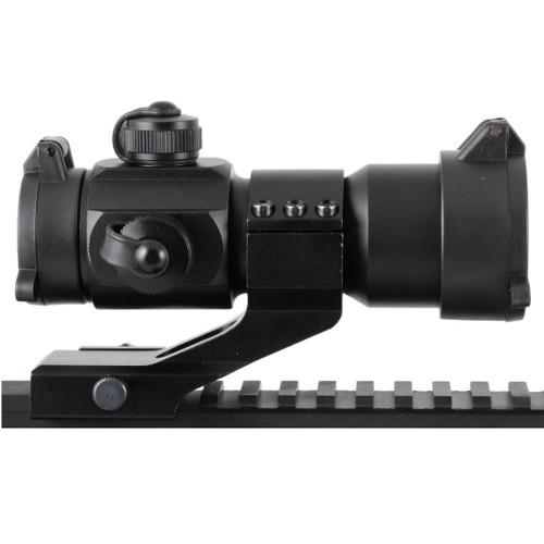 1x30 Red Dot System, R/G/B ILL., Cantilever Mount